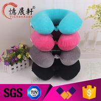Home Supplies Cartoon U Shaped Massage Microbead Pillows Home Office Travel Respite Cushion Neck Pillow AJ1003