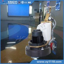 how much does grinding concrete flooring cost