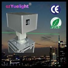 Yuelight 10W outdoor green dot laser light