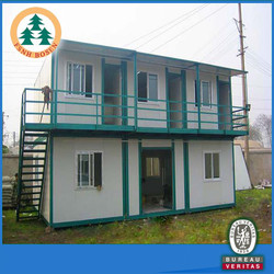 home containers/house pre made to china