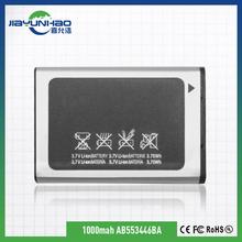 NEW OEM for SAMSUNG AB553446BA A645 A870 A837 M240 M270 M320 M360 M370 M400 mobile phone battery