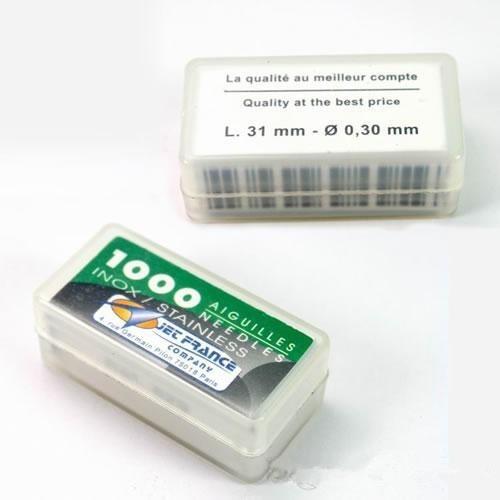 Игла для татуировок Jinlong 1000 /5size, loose needle-1