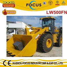 XCMG new 5t Mechanical System Wheel Loader LW500FN