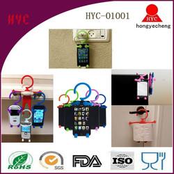 China Manufacture Stand Bracket Flexible Multifuctional Human Shaped Car Holder Phone