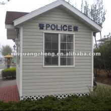 Small prefab house/police box/sentry box