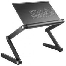 Stand up Foldable laptop desk