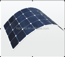 sunpower flexible solar panel hot sales Flexible solar module 50W,100W,120W,200W