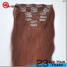 Direct Factory Top Quality 5A two tone mix color hair extension