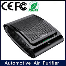 USB or DC 12V power supply Air Purifier For Cars