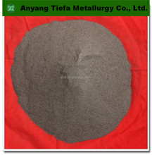 Chinese manufacturer supply SiMn metal alloy , silicon manganese alloy powder