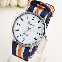 IN STOCK new design fashion jelly geneva silicone watch