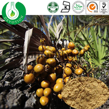 GMP & BV certificate factory supply high quality Fatty Acid/Pure Natural Saw Palmetto Berry Extract