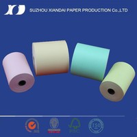 2015 Most Popular&High Quality thermal top coated paper thermal receipt paper rolls Cash Rigister Paper Roll