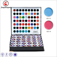 36 Mix Colours Solid/Pure Uv Gel Nail Art Tips Uv Builder Gels Set