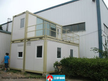 pu expandable container house