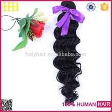 2015 New Arrival 100% unprocessed virgin remy romance curl human hair extension