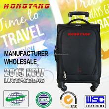 China manufacture travel house 4 wheels,teenage school bags,soft 4 wheels luggage