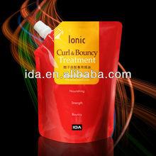 Fórmula única productos de tratamiento del cabello con rizos sin peso