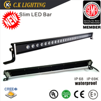 single row off road led light bars atv offroad led light bar 20