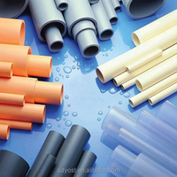 colored 8 inch, 16 inch pvc drainage pipe