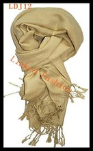 New CLASSIC solid color acrylic scarf 30% silk 70% pashmina scarf