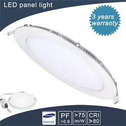 led in market led light panel in zhongtian low price