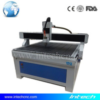 Well known!! Advertising cnc router machine 1212 Intech scrap cnc machines
