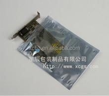 Ziplock Static Shielding Bag To Prevent Static Damage From human body