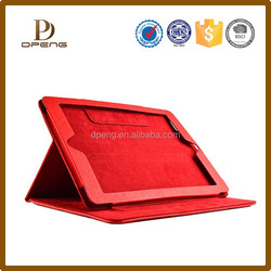 2015 PU leather tablet pc case for Ipad mini,generic tablet pc case factory price