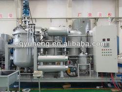 Used Black Engine Oil/Ship Oil Distillation Euipment/Diesel Oil Bleaching and Regeneration
