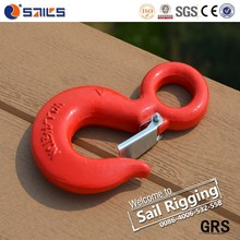 S320 safety alloy lifting hook steel hook
