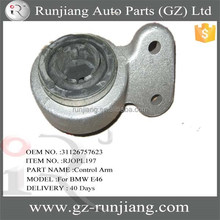 Oem no 31126757623 aluminum forged Control Arm for BMW E46 auto parts