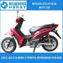 Mejor Suramérica populares motocicleta 120cc, Fabricante de motocicletas del cachorro