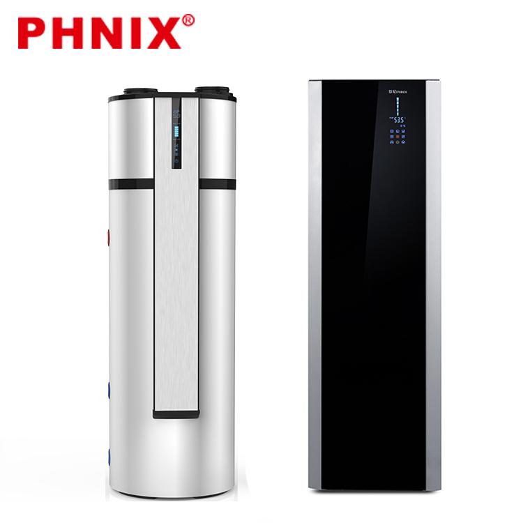 PHNIX 2.5KW 300l Acqua Calda Pompa di Calore di Importazione