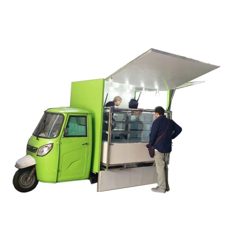 Piaggio Porter de Nourriture mobile de Rue d'affaires
