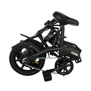 14F001 Tùy Chỉnh làm việc suburban du lịch người lớn nhôm gấp xe đạp điện 500 w 250 w