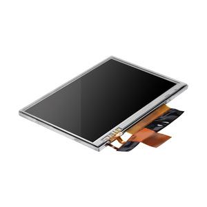riginal Novo LQ048Y3DH01 4.8 inch 800*480 Painel LCD 67 pinos FPC com 4-Suporte de Toque resistivo para a Indústria 67 pinos FPC