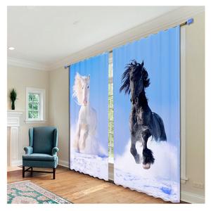 Haciendo cortinas cenefas casa decoración del Hotel cortinas estilo moderno de alta calidad ventana cortina nuevo diseño