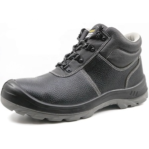 Safety Jogger Construction Men Ankle Leather Bestboy Boots Shoes for Work S3 SRC