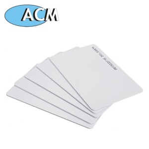 13.56 백만헤르쯔 낮은 비용 빈 재기록 RFID NFC 마이크로 sd 카드