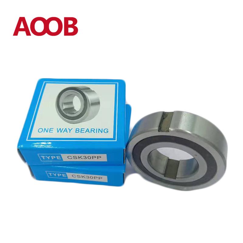 AOBO Größe 30*62*16mm Hohe Qualität Und Niedrigen Preis CSK30PP One Way Freilauf Cam Lager CSK30PP/CSK50PP