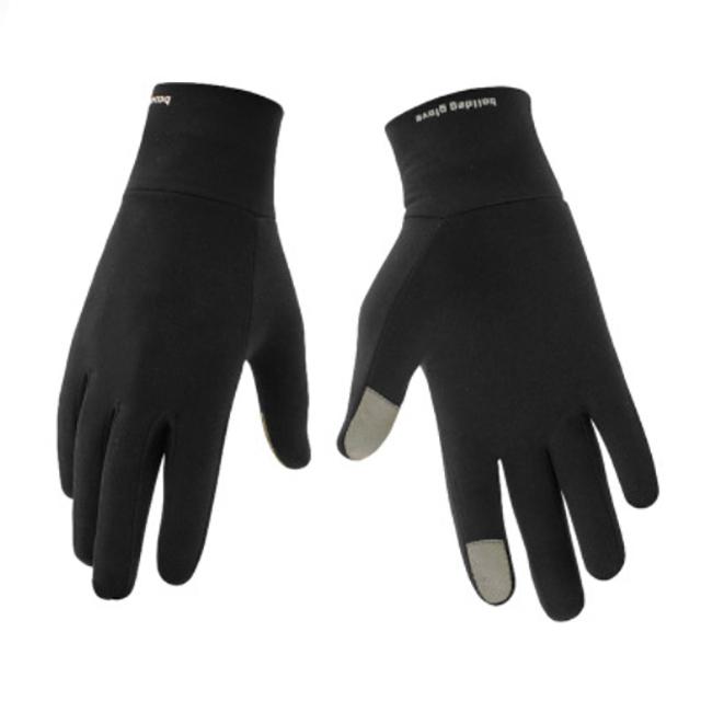 Inverno All'aperto a prova di Freddo Flessibile dello schermo di tocco caldo guanti da golf
