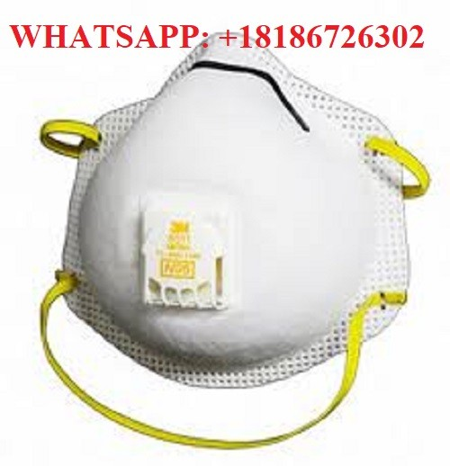 Face Masks 3M N95 1860 and many more 8822 ,8210V ,8812 ,8210