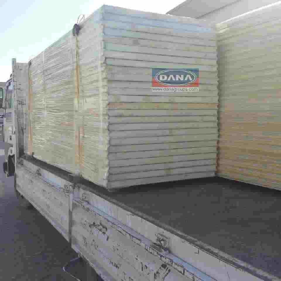 Dcp 35 200 Corrugated Roof Sandwich Panel Supplier