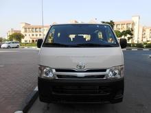 Toyota Hiace 2.5L STD roof 15 seater Diesel Bus