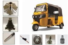 Bajaj Tuk/ Tuk three wheeler parts from india