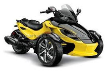 Discount Sales for Factory price for 2014 Can Am Spyder Rs S Yellow Motorcycles