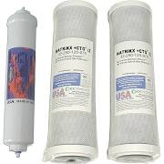 Pavel Water Filtration RVRCIL Carbon Block Reverse Osmosis Water Filter Set Taste Enhancement