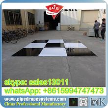 RK dance floor panels plywood meterial PVC polished surface