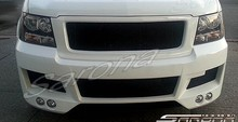 2007 - 2013 Chevy Tahoe Body Kit Front Bumper Rear Bumper cover side skirts